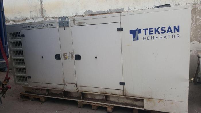 Дизельный генератор 220 кВт Фирма DOOSAN