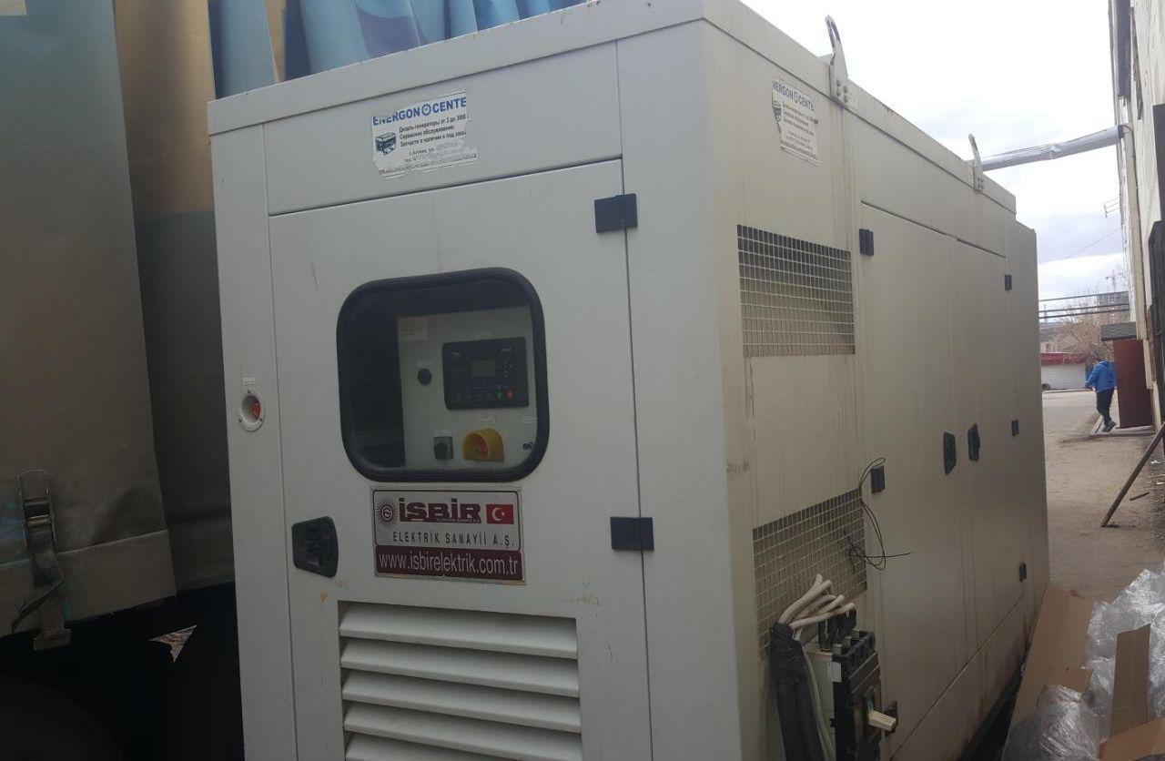Дизельный генератор 25 кВт Фирма ISBIR - фото 2
