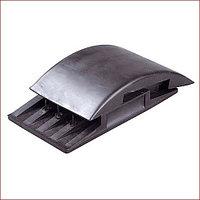 Брусок STAYER для шлифования, резиновый, 130х70мм