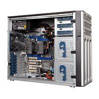 Сервер Tower 5U, 2xXeon E5-2600 v3/v4, 8xDDR4 LRDIMM 2400, 4x3.5HDD, RAID 0,1,10,5, 2xGLAN, 500W