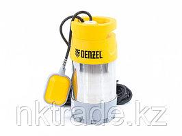 Погружной насос высокого давления PH900, X-Pro, подъем 30 метров, 900 Вт, 3 атм, 5500 л/ч Denzel