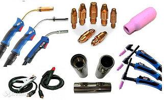 Сварочные горелки, плазматроны и расходные материалы