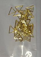 Фигурки для дизайна ногтей треугольник