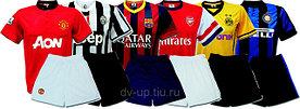 Клубные футбольные формы