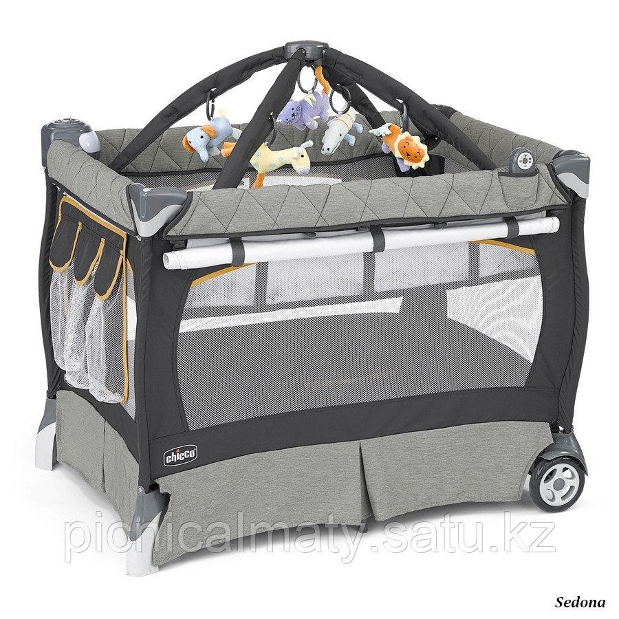 Детский манеж - кроватка Chicco Lullaby LX
