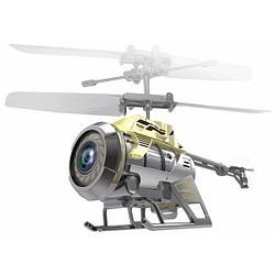 Silverlit: Вертолет на РУ 3-канальный с камерой Spy Cam Nano