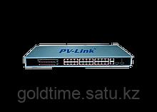 28 портовый PoE коммутатор PV-Link PV-POE24G2F2