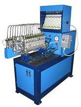 Стенд для испытания и регулировки ТНВД дизельных двигателей (12 секционный) Бонус СДМ-12-7,5