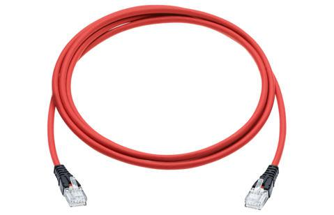 Коммутационный кабель R820349 EL Cat. 6, 1.0 м.