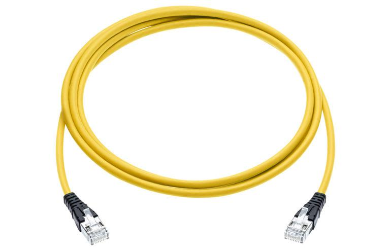 Коммутационный кабель R820362 EL Cat. 6A, 2.0 м.