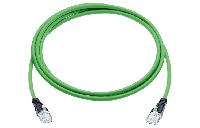 Коммутационный кабель R820401 EL Cat. 6A, 1.0 м.