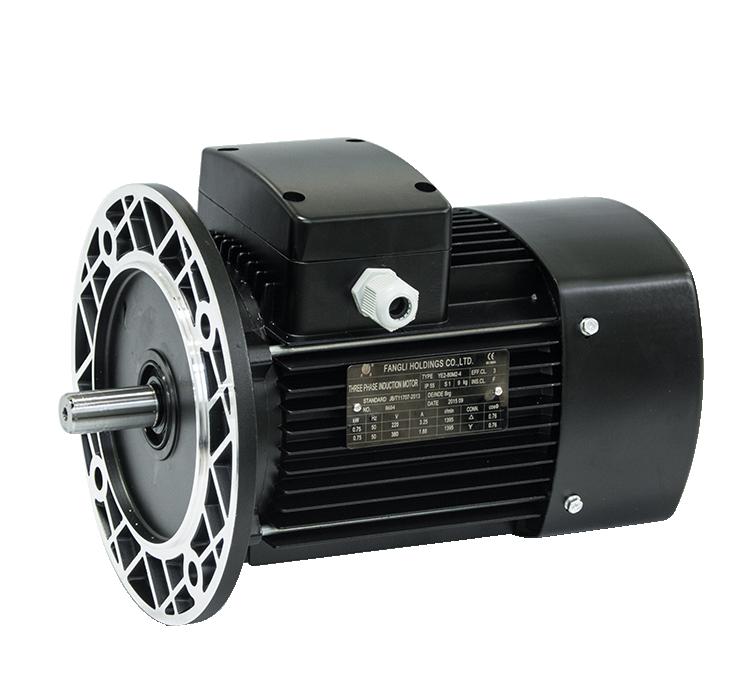 Электродвигатель асинхронный серии YE2/Y2 с алюминиевым корпусом
