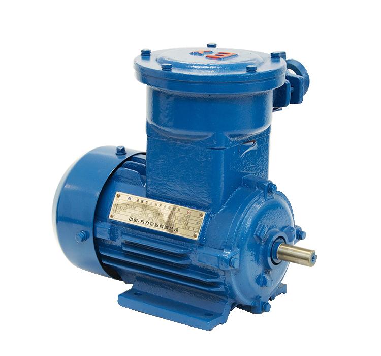 Эффективный взрывозащищенный электродвигатель серии Премиум YBX3