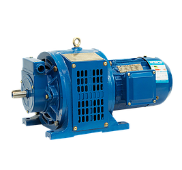 Индукционный двигатель с регулируемой серии YCT с электромагнитной муфтой