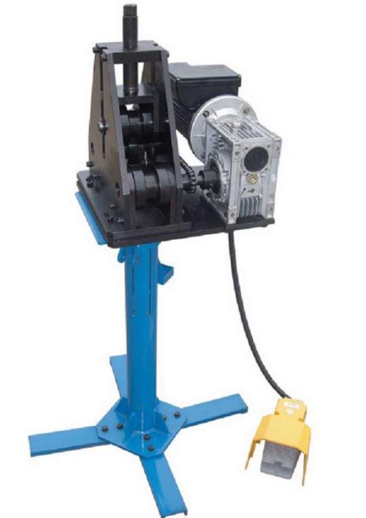Профилегибочный электромеханический станок ETR-50