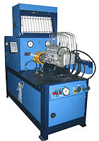 Стенд для испытания дизельной топливной аппаратуры СДМ-12-03-18 ЕВРО Бонус