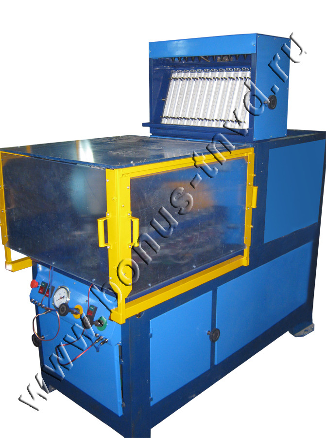Стенд для испытания дизельной топливной аппаратуры СДМ-12-03-22 Full-Complect Бонус
