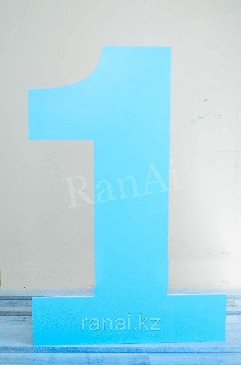 Цифра 1 в аренду для мальчика