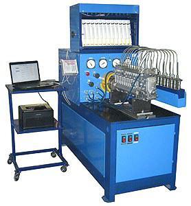 Стенд для испытания дизельной топливной аппаратуры СДМ-12-03-18 Full-Complect ЕВРО Бонус