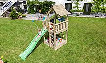 Детская игровая деревянная площадка Пагода@Pagoda
