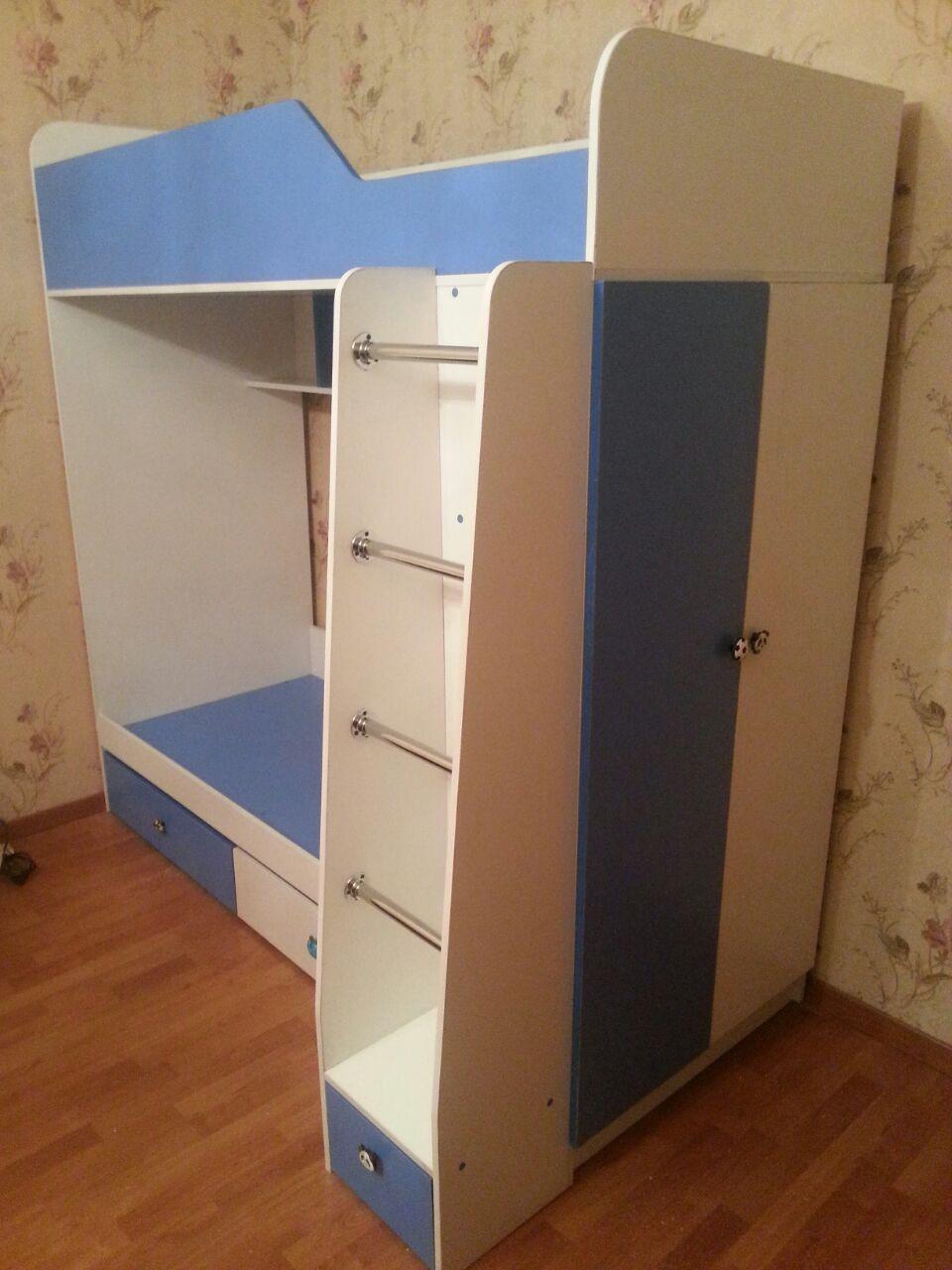 Детская комната гарнитур Алматы и Нур-Султан