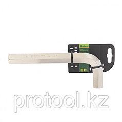 Ключ имбусовый  HEX, 22мм, 45x, закаленный, никель//Сибртех