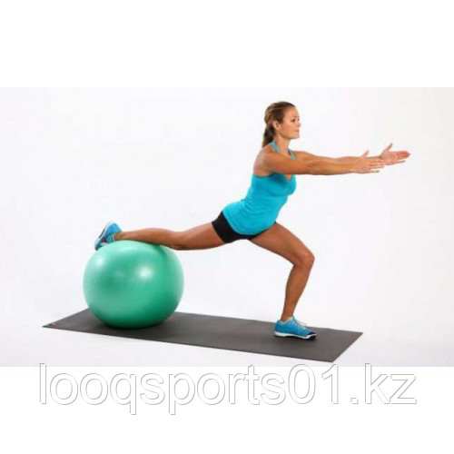 Гимнастический мяч гладкий (фитбол) 65 см