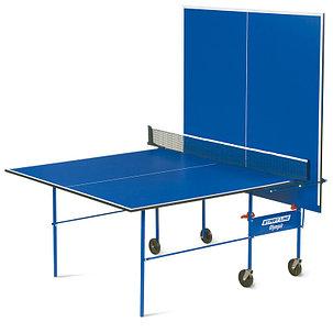 Теннисный стол Start Line Olympic с сеткой (Indoor) для помещений с сеткой, фото 2