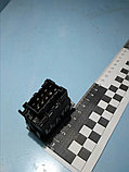 Переключатель щитковый SHAANXI аварийной сигнализации 81.25505.6291 DL (S01744), фото 2
