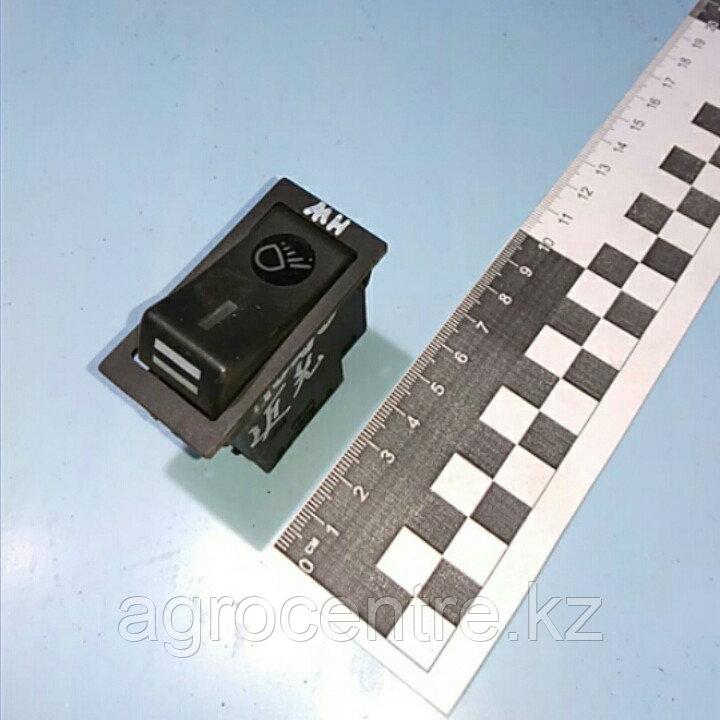 Переключатель щитковый HOWO света WG9719582001 (S01743)