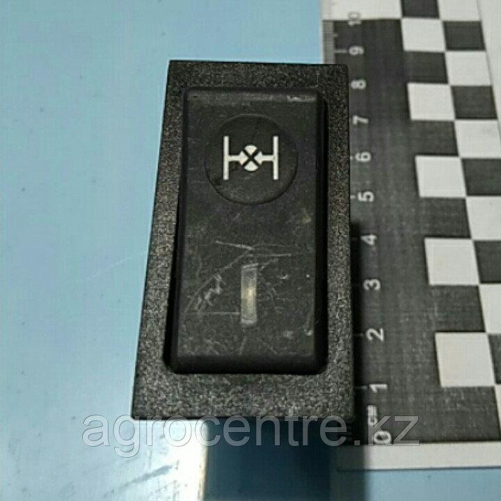 Переключатель щитковый HOWO блокировки дифференциала WG9179582012 (S01738)