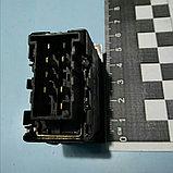 Переключатель щитковый SHAANXI блокировки дифференциала 1.25505.6280 DL (S01745), фото 2