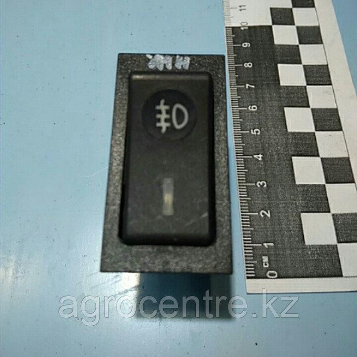 Переключатель щитковый HOWO противотуманных фар WG9719582002 (S03772)