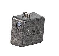 """Замок навесной ЗУБР """"МАСТЕР"""" повышенной защищенности, дисковый механизм секрета, ключ 7 PIN, 85х80мм"""