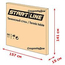 Теннисный стол Start Line Compact Light LX (Indoor) для помещений, фото 3