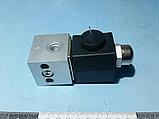 Пневмоэлектроклапан SHAANXI (один плоский штекер) WG9719710008 STR (S01800), фото 3