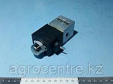 Пневмоэлектроклапан SHAANXI (один плоский штекер) WG9719710008 STR (S01800)