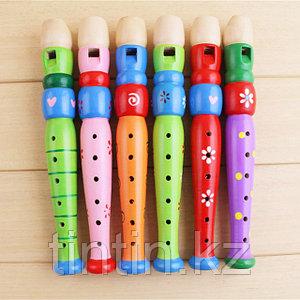 Детская деревянная Флейта