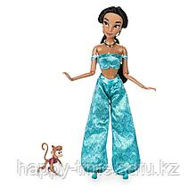 Классическая кукла Жасмин с фигуркой Абу