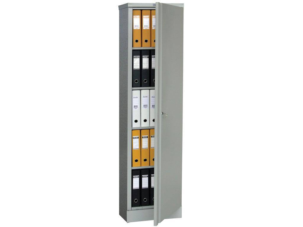 Металлический шкаф для документов ПРАКТИК AM 1845