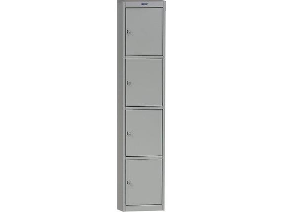 Шкаф для одежды ПРАКТИК AL-04, фото 2