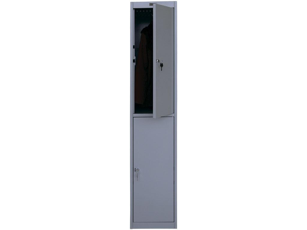 Шкаф для одежды ПРАКТИК  AL-002 (приставная секция)