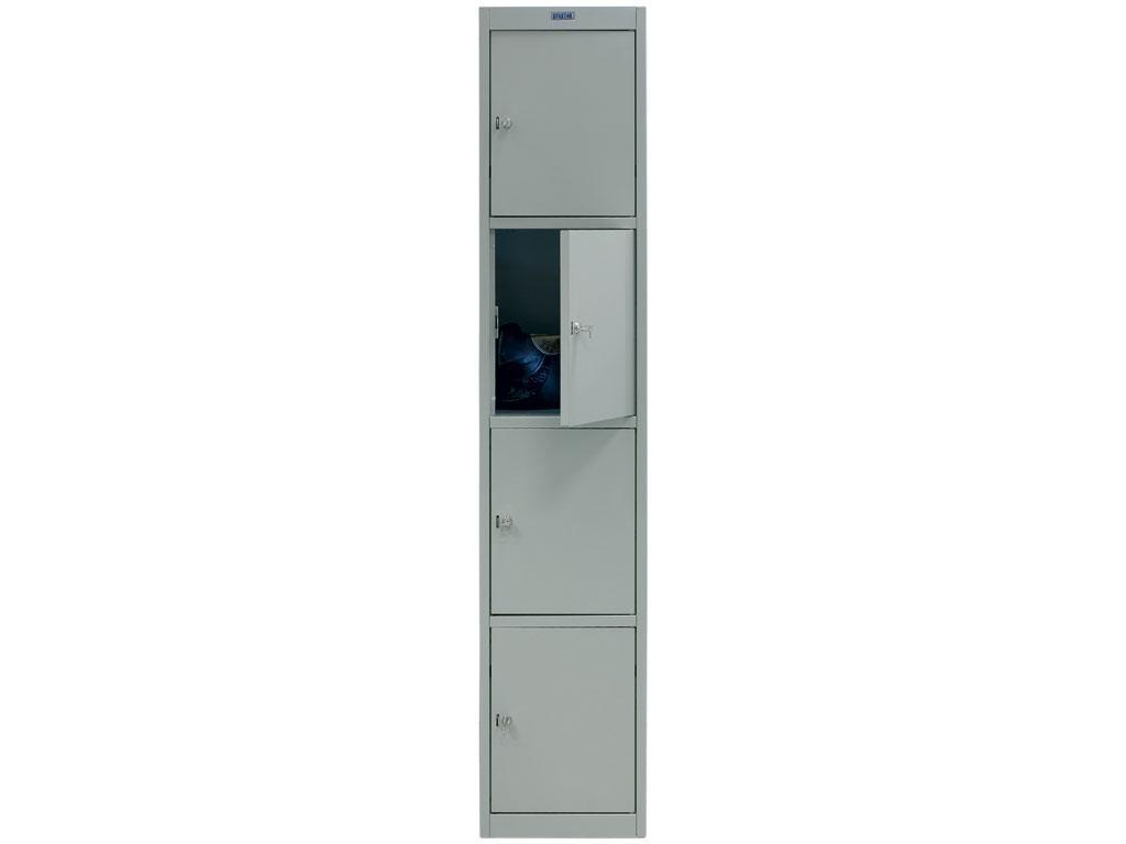 Шкаф для одежды ПРАКТИК AL-004 (приставная секция)