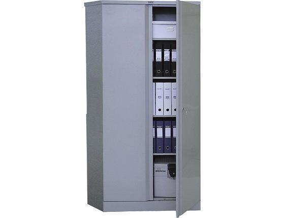 Металлический шкаф для документов ПРАКТИК AM 2091, фото 2
