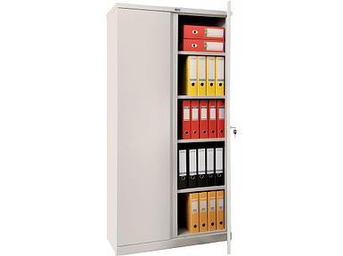 Металлический шкаф для документов ПРАКТИК М 18