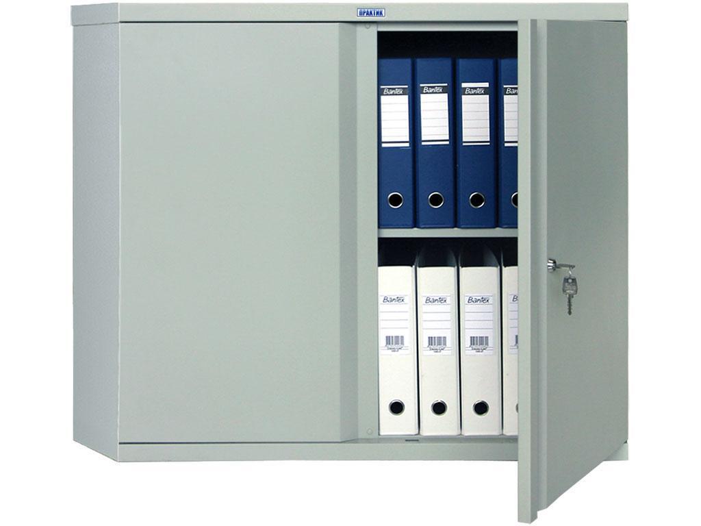Металлический шкаф для документов ПРАКТИК М 08