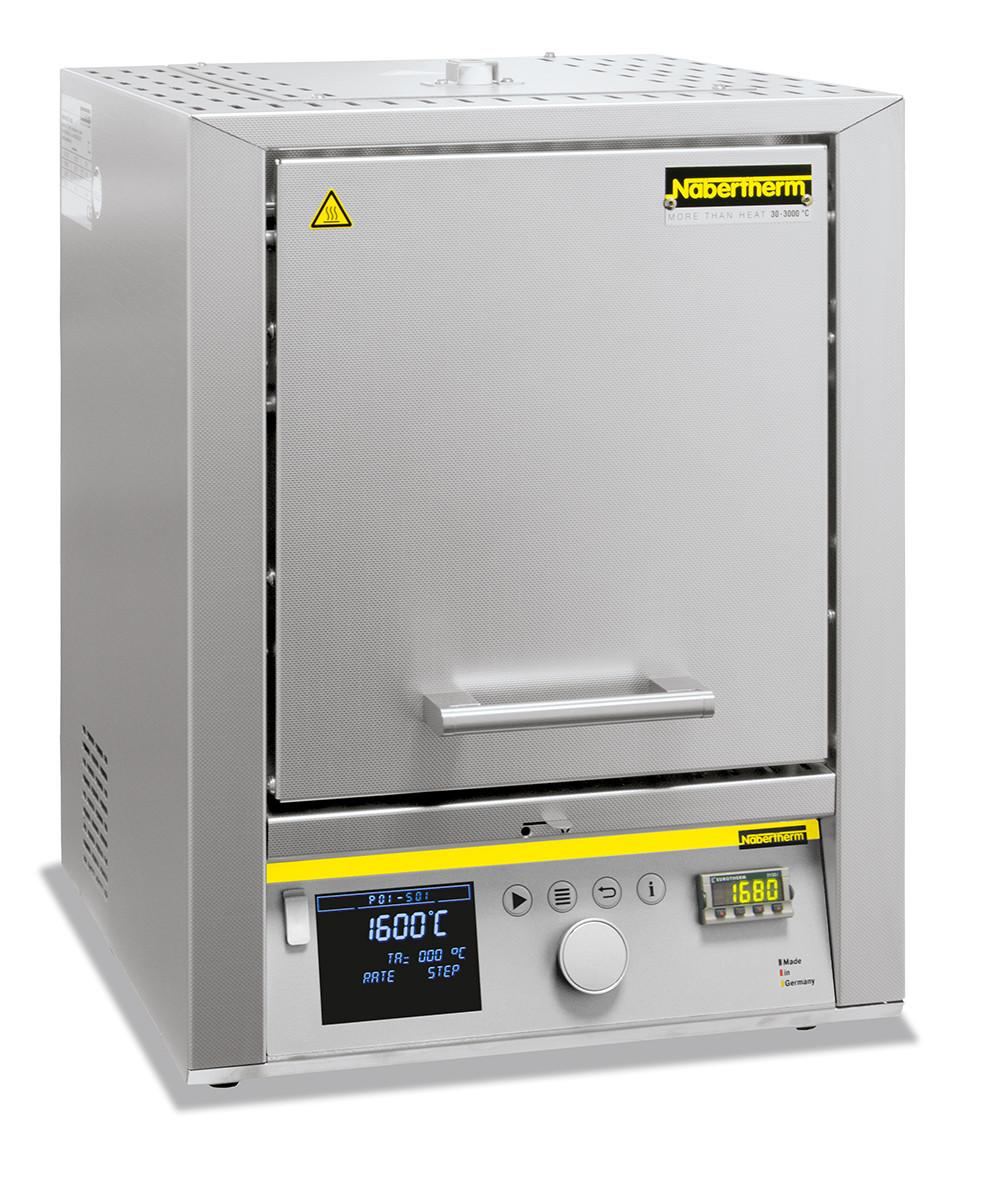 Высокотемпературная печь с нагревательными элементами из MoSi2 LHT 02/16