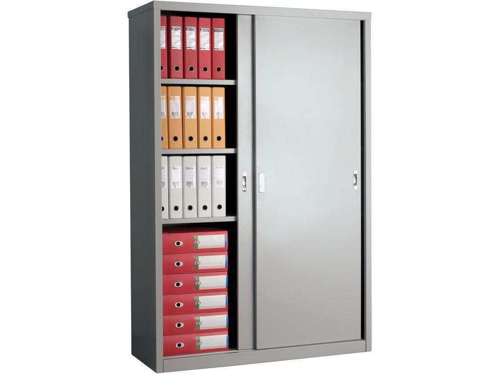 Металлический шкаф для документов ПРАКТИК  AMT 1812