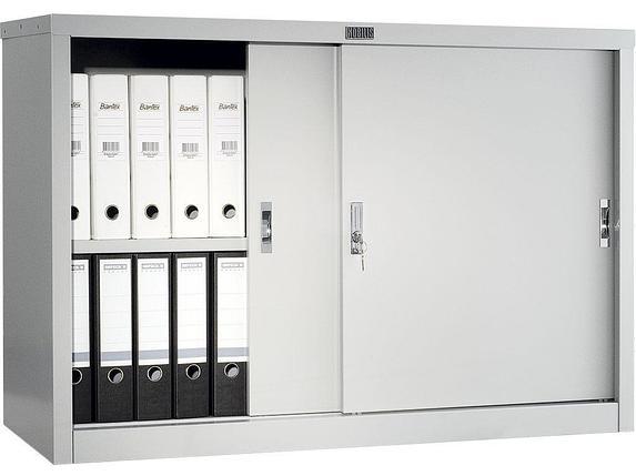 Металлический шкаф для документов ПРАКТИК АМТ 0812, фото 2
