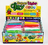 Пластилин Super Light Clay ( набор 24 цвета), фото 2